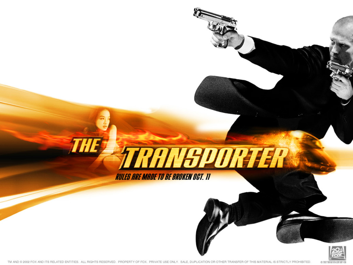 Should I Watch..? 'The Transporter'