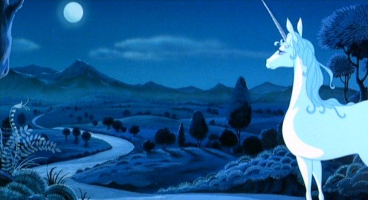 'The Last Unicorn': A Surprisingly Meaningful Children's Film