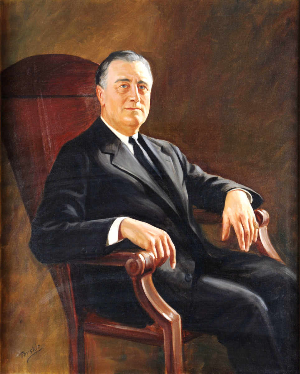 Roosevelt's Reassuring Fireside Chats
