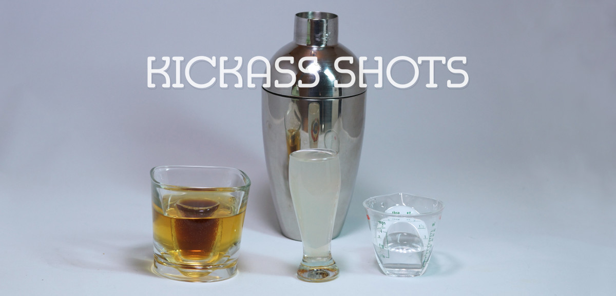Kickass shots you won't regret tasting