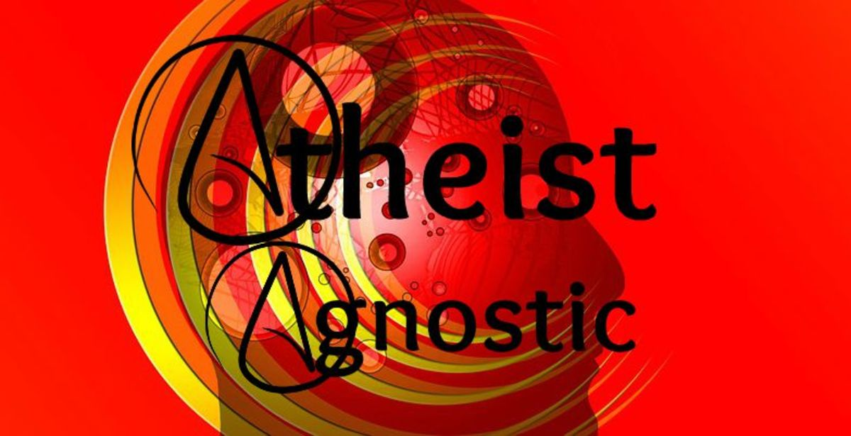 Defining Atheist and Agnostic for Theists and Non-Theists