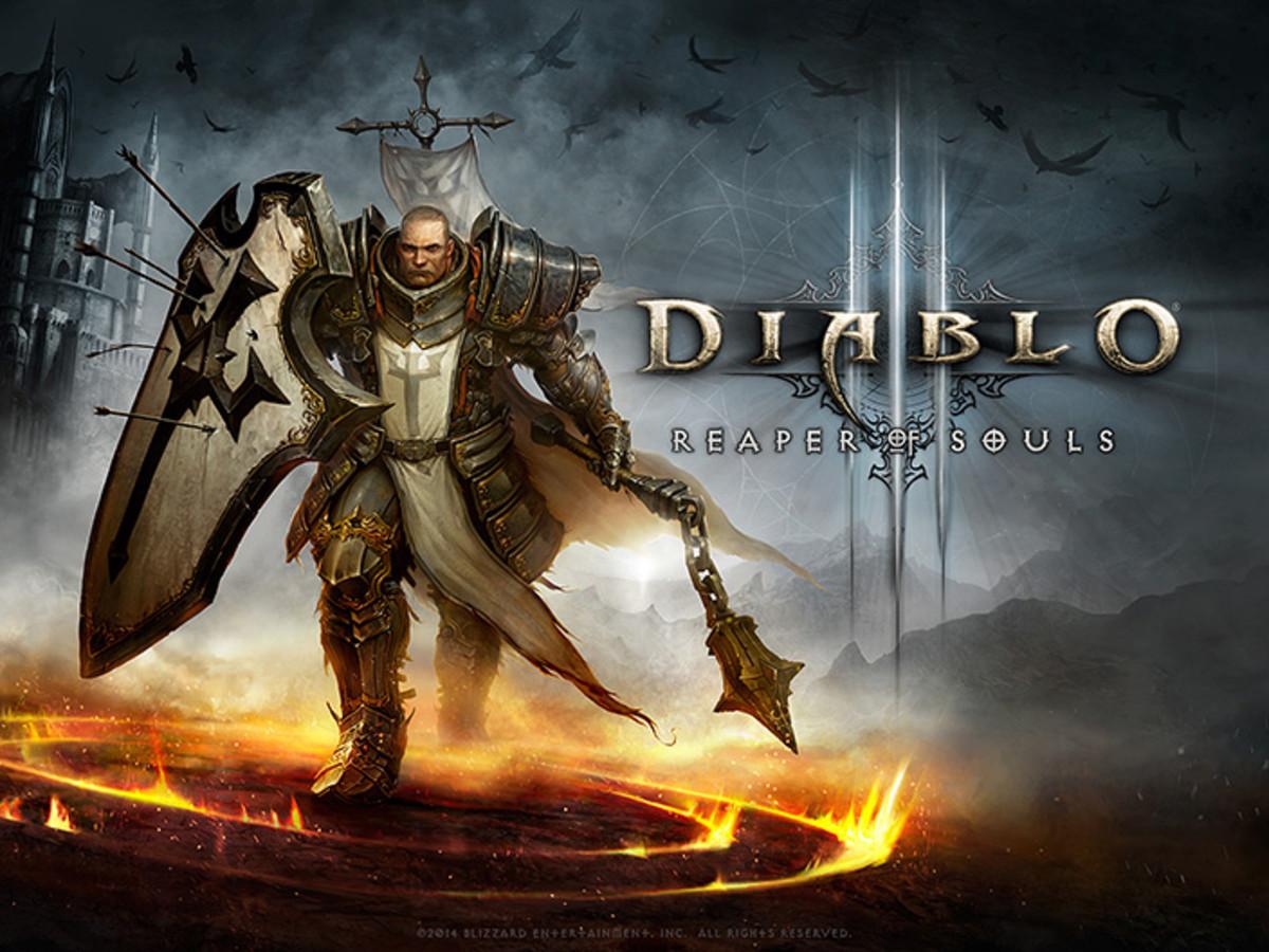 Diablo 3 Hammerdin Crusader Build Guide (Patch 2.4.1)