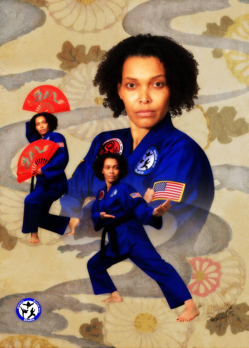 I'm a Martial Artist and a Lupus Warrior!