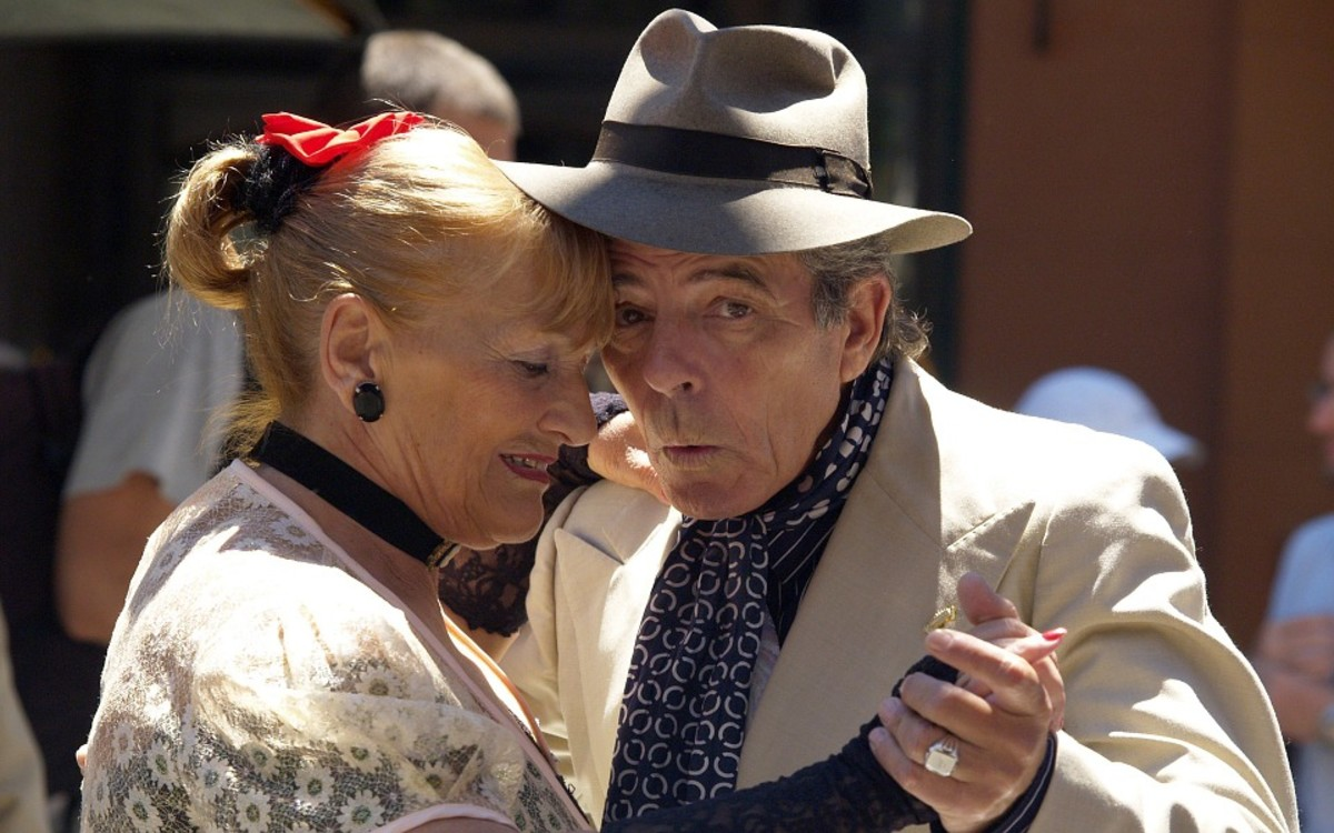 Is your retirement dream dancing the tango in Argentina?