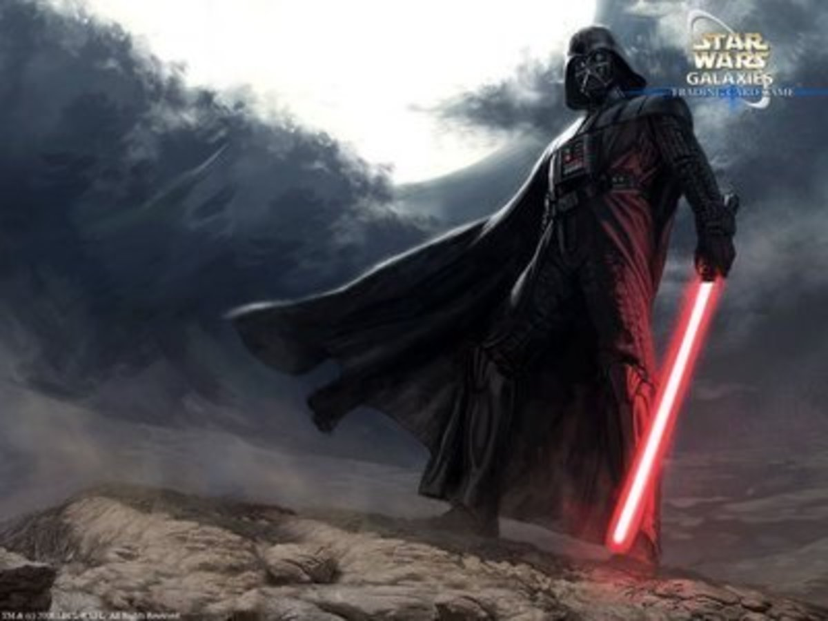 Top 8 Sith Lords in Star Wars