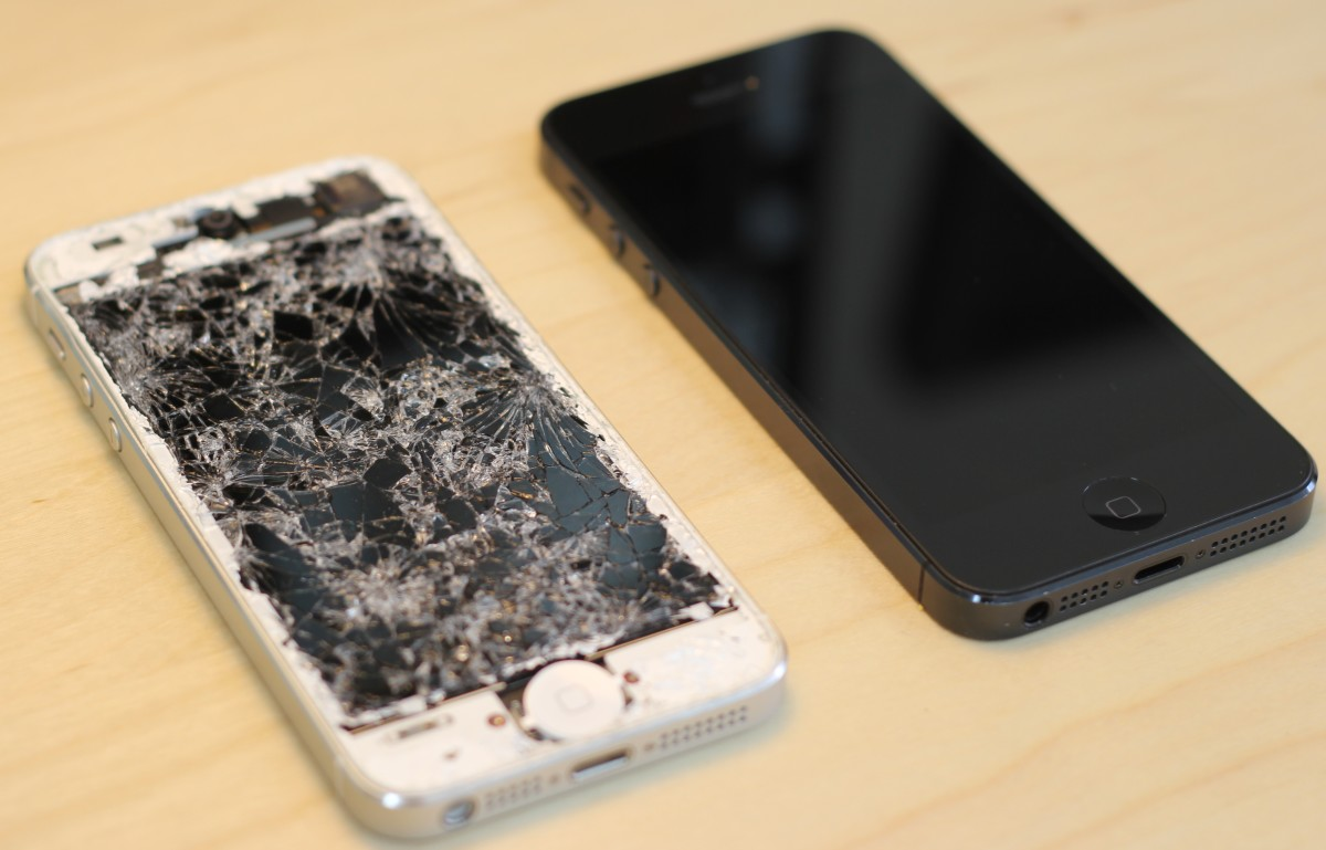 iPhone Cellphone Repair Business