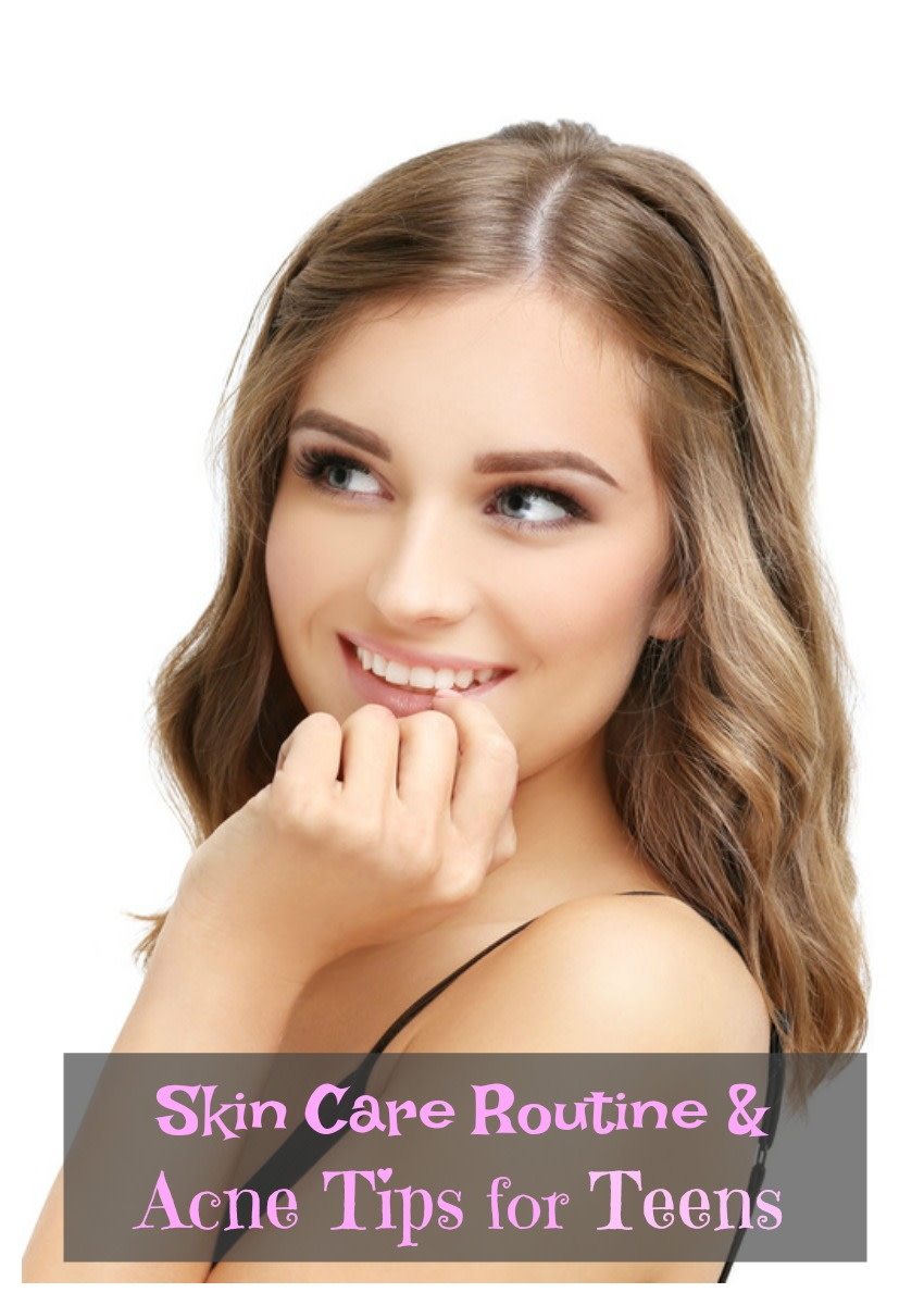 Best Skin Care for Teens: Daily Routine & Tips for Acne ...