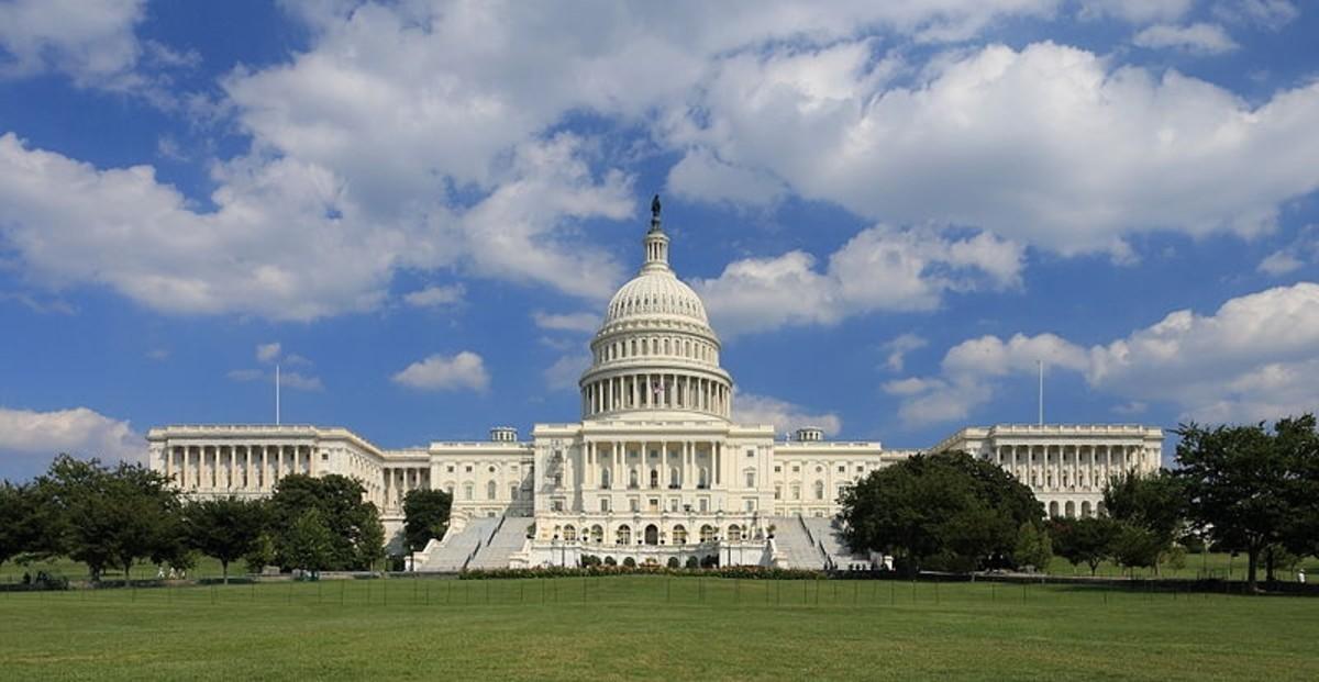 US Capitol Building west front (2013)