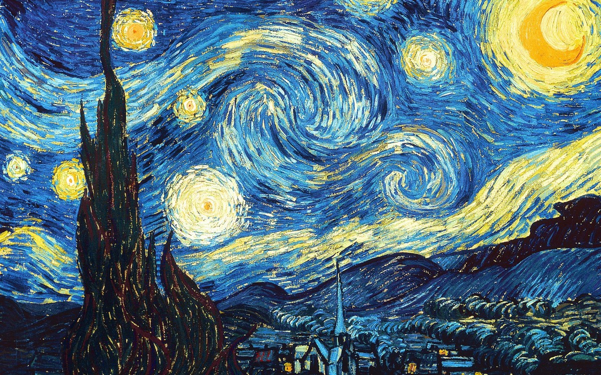 Vincent Van Goghs Starry Night Symbolism And Iconography Owlcation