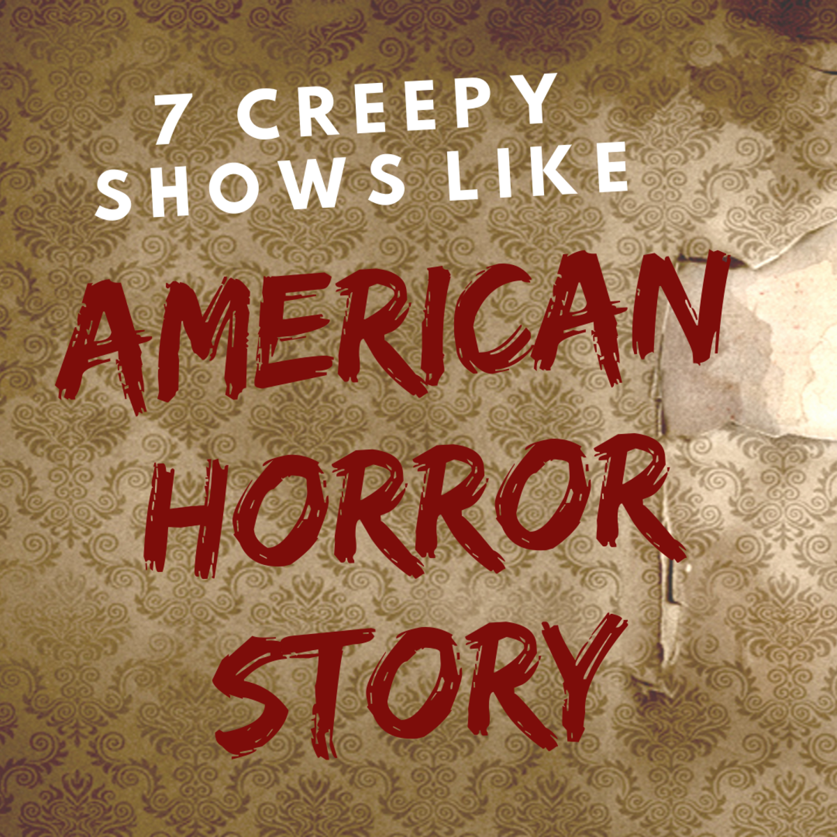 7 Creepy Series Like