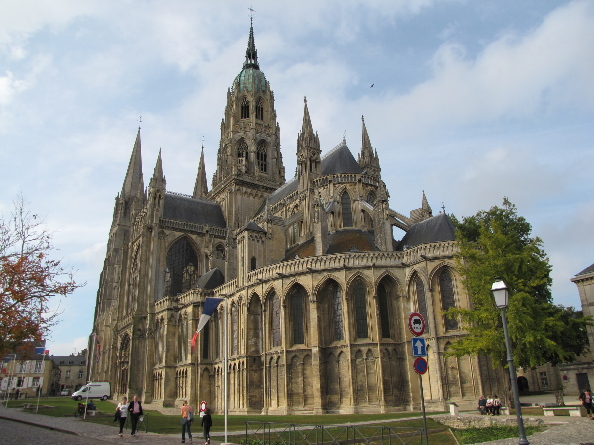 The Notre Dame Cathedral of Bayeux