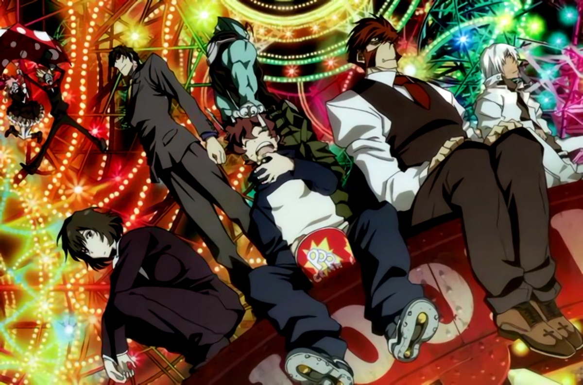 "7 Anime Like ""Kekkai Sensen"" (Blood Blockade Battlefront)"
