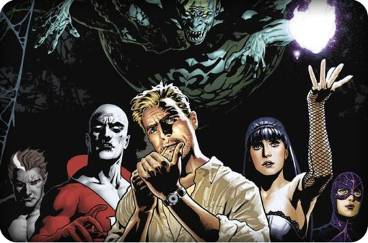 5 Reasons You Should Read Justice League Dark