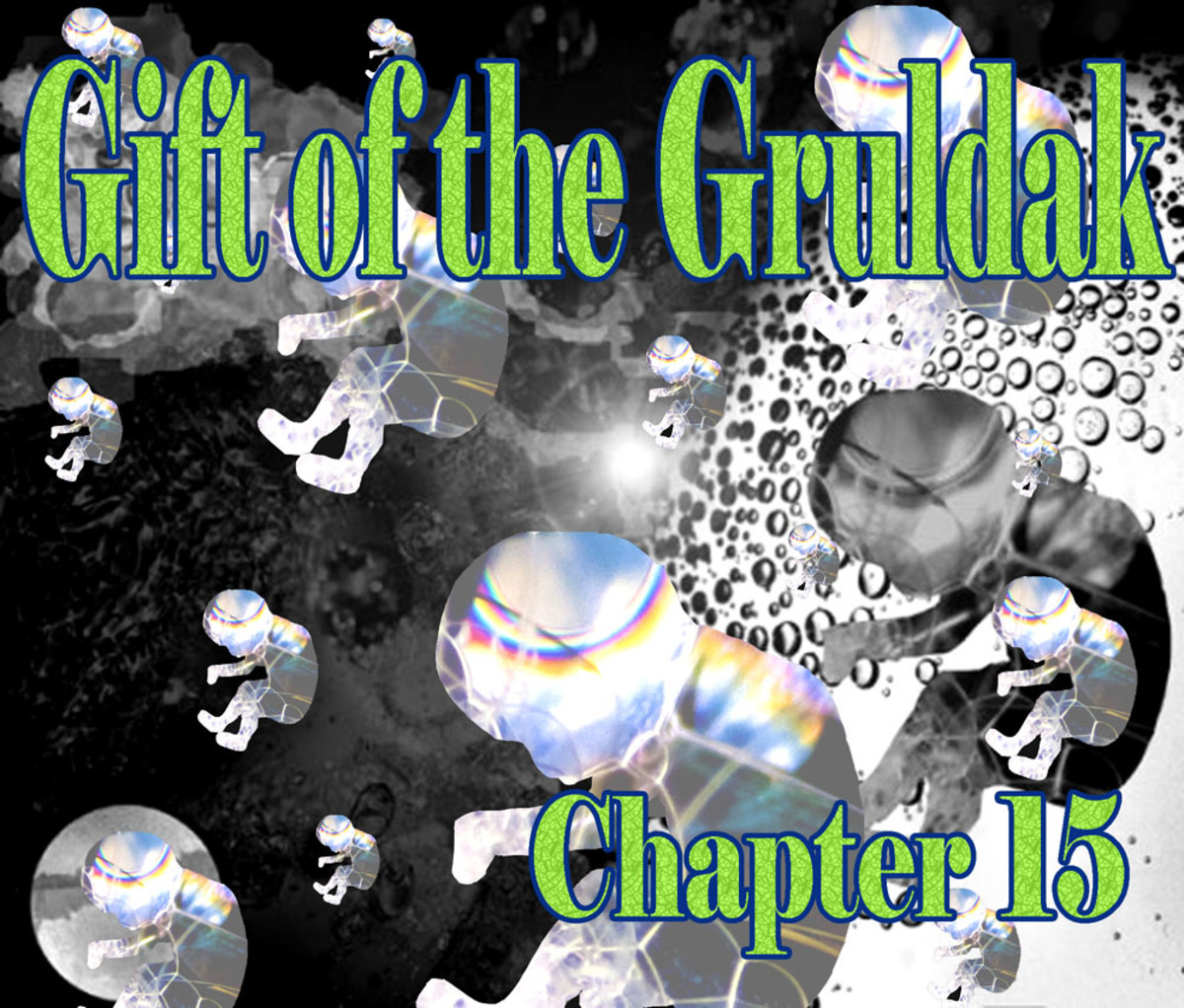 Gift of the Gruldak, Chapter 15: Fun with Interior Design for Compact Spaces