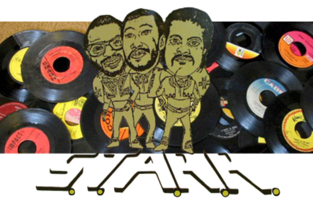 The 45 Rpm Resurrection and Unveiling of S.t.a.r.r. Band