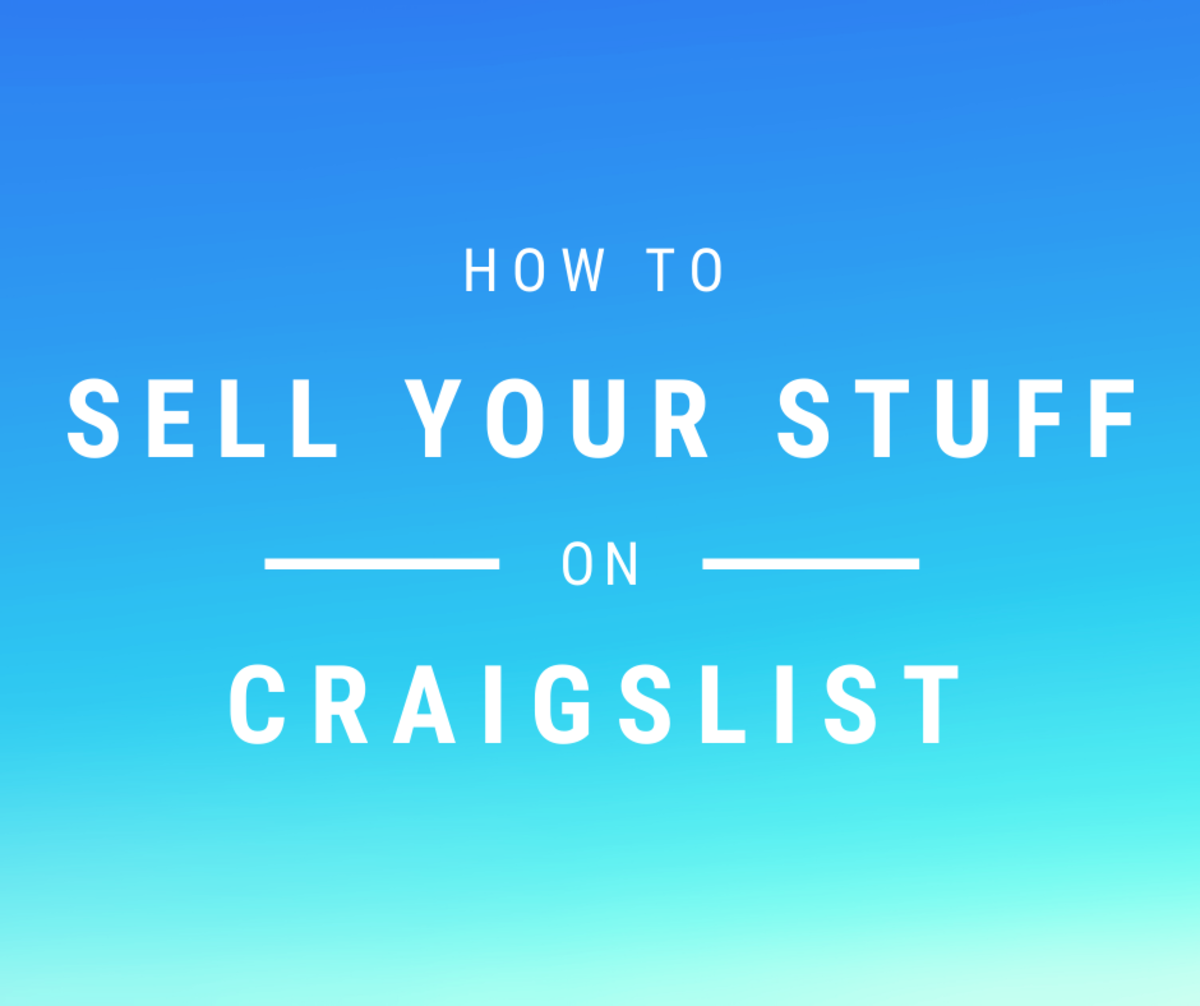 Read on for 7 tips to help you make a profit on Craigslist!