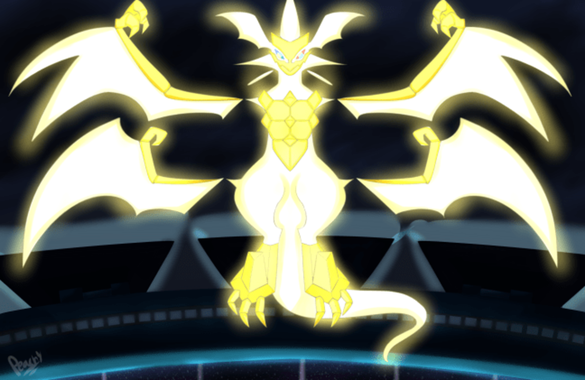 Ultra Necrozma