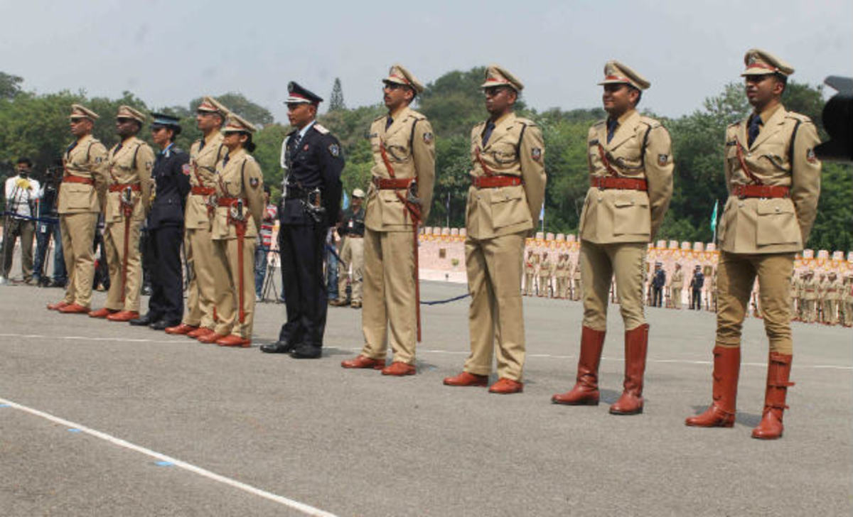 Career Progression of an IPS Officer – Growth, Salary and Prospects