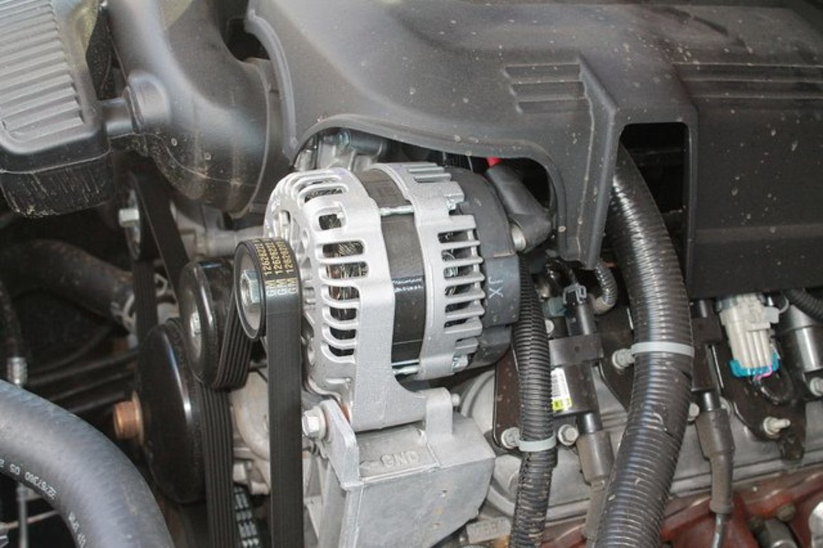 How To Test An Alternator For Problems Axleaddict