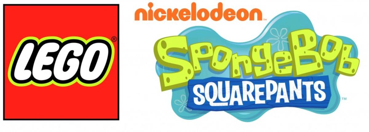LEGO SpongeBob SquarePants Logo