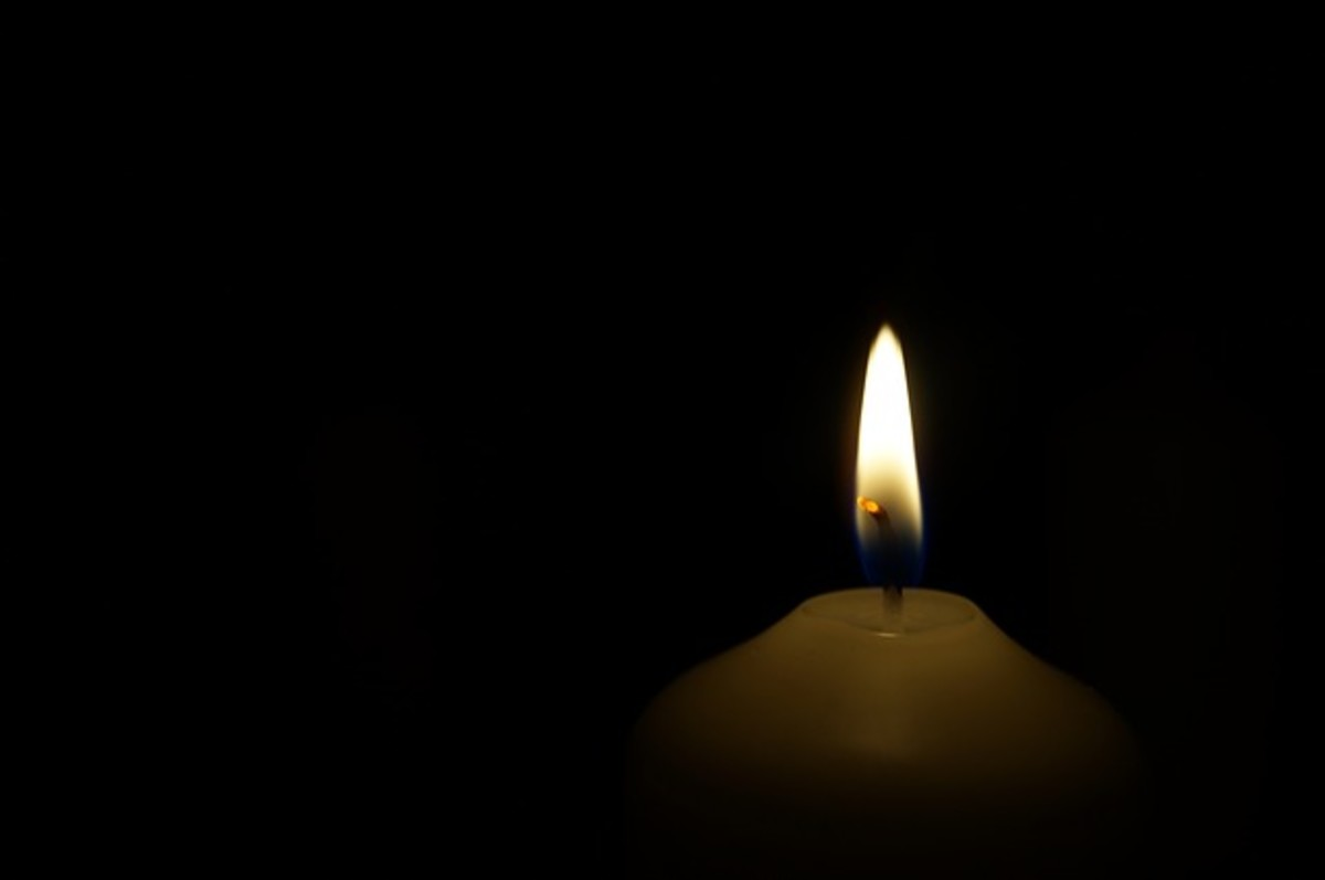 Candle Magic for Beginners and Advanced Witches.