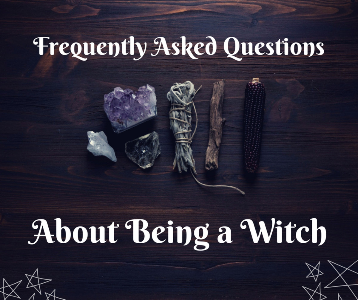 Here are the answers to common questions about being a Witch that you may have been too afraid to ask.