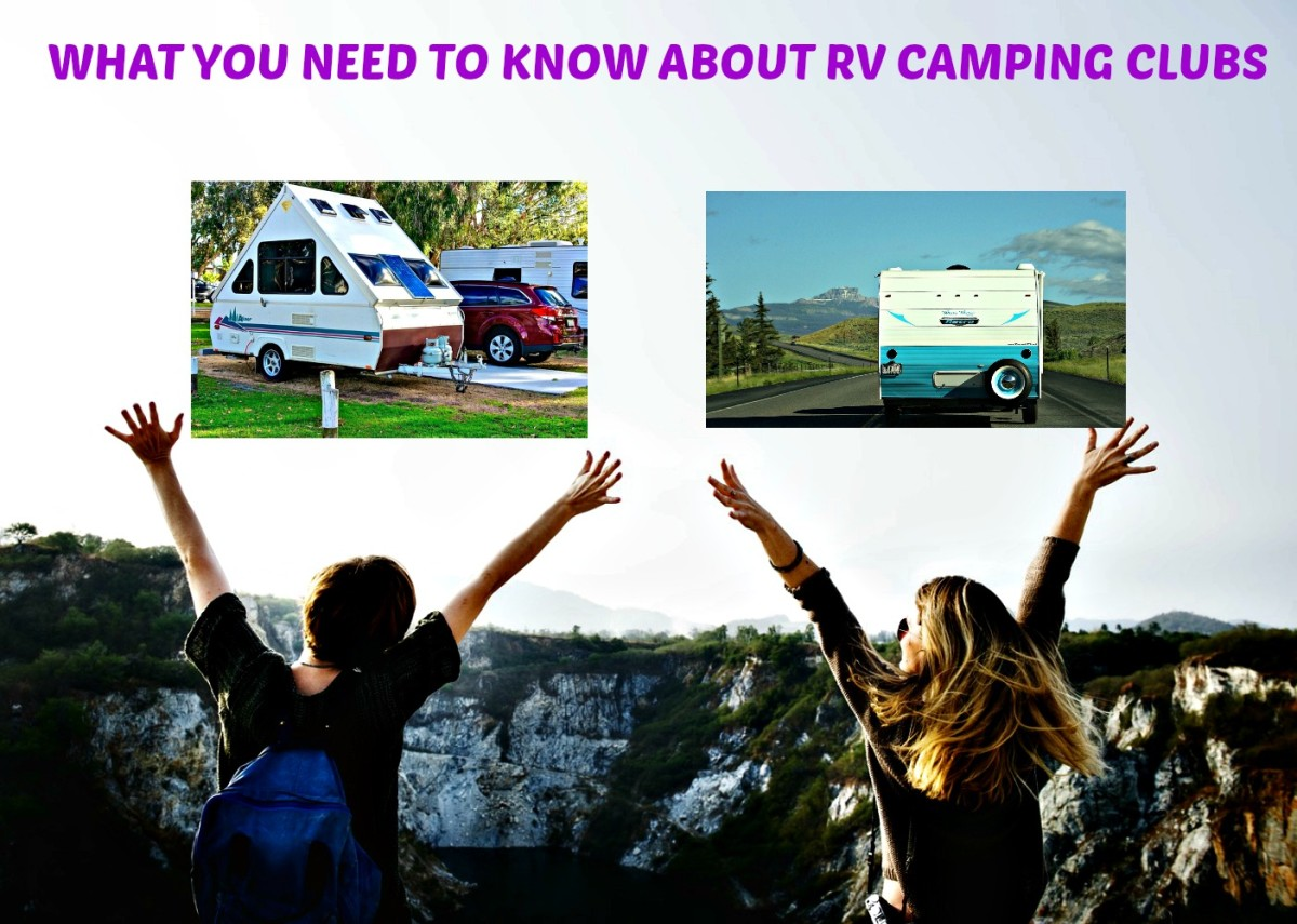 What You Need to Know About RV Camping Clubs