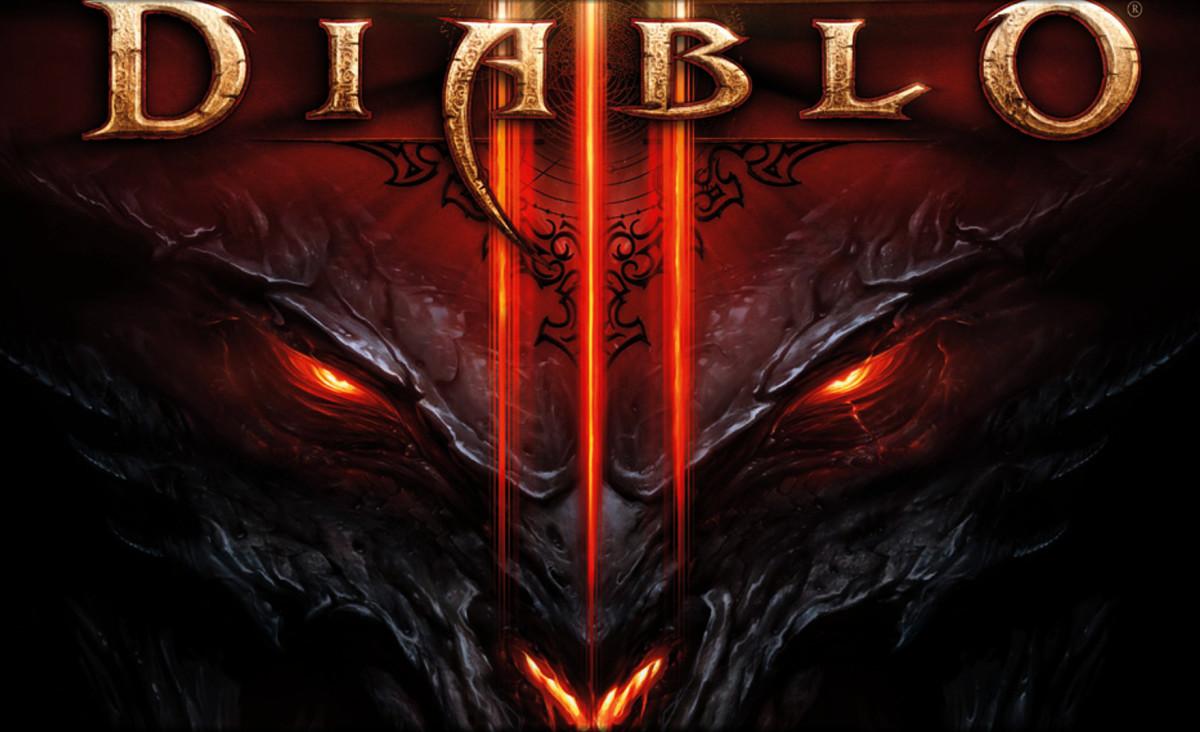 """""""Diablo 3"""" Logo"""