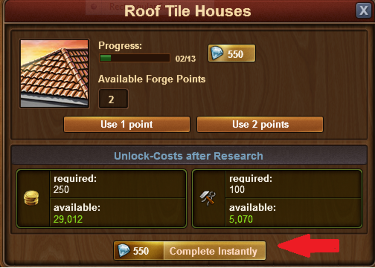 Forge of Empires: How to Get Free Diamonds and More