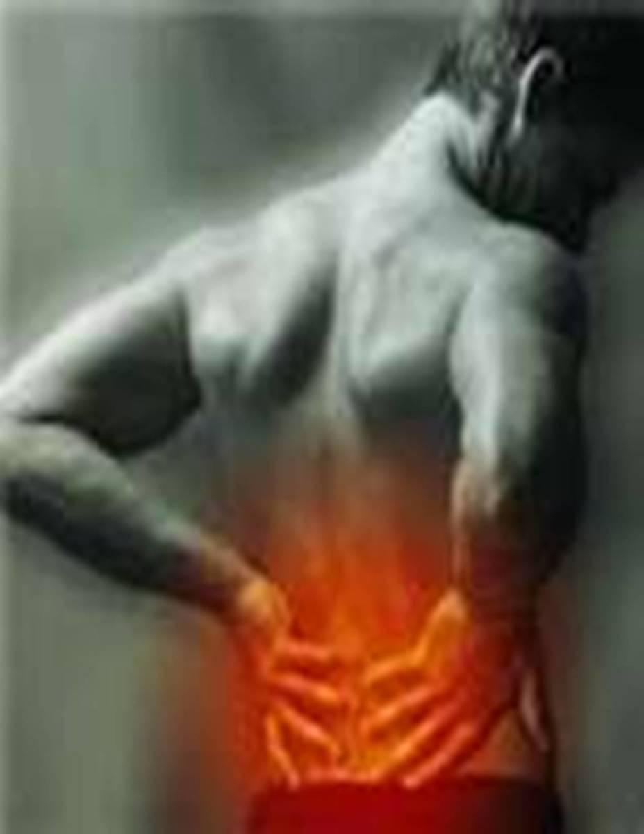 Back Injury and Nerve Damage
