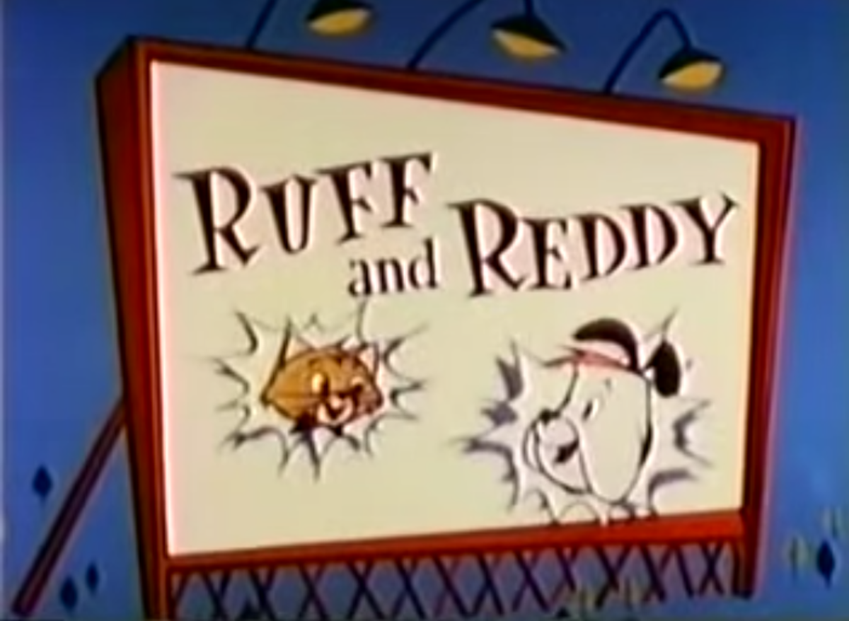 History of Hanna-Barbera: 'Ruff & Reddy' - The Birth of Hanna-Barbera