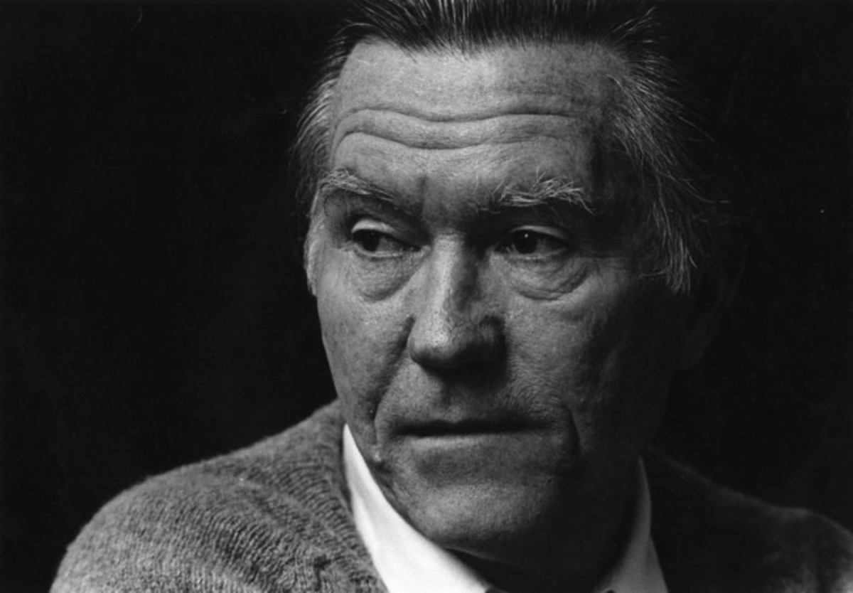 "William Stafford's ""Traveling through the Dark"""