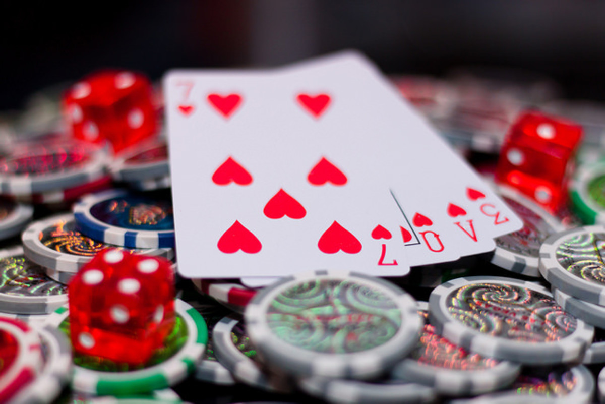The 7 Deadly Sins of Gambling Addiction
