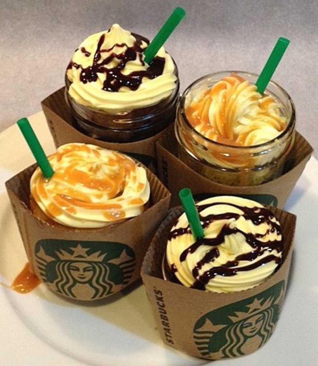 Starbucks Creme Frappuccinos