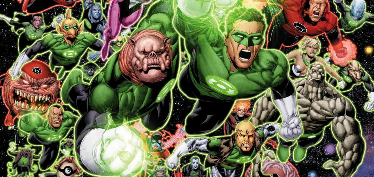 Getting into DC Comics: Green Lantern Titles (New 52)