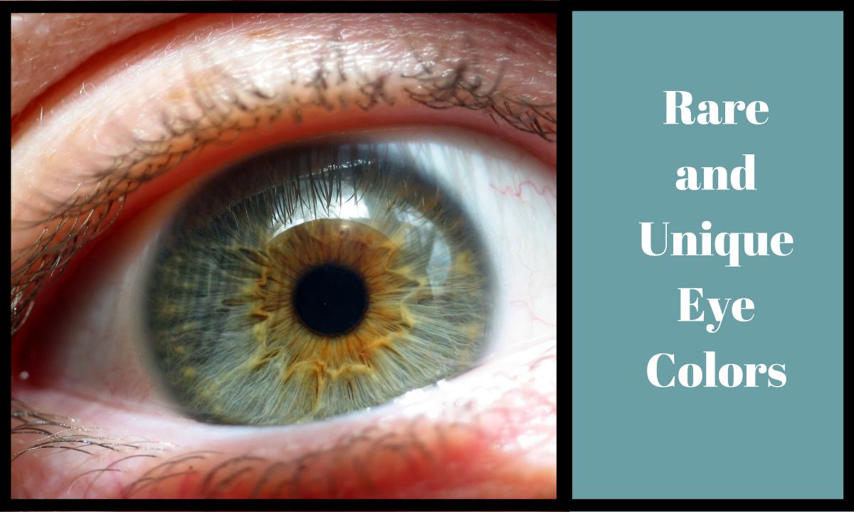 6 Rare and Unique Eye Colors
