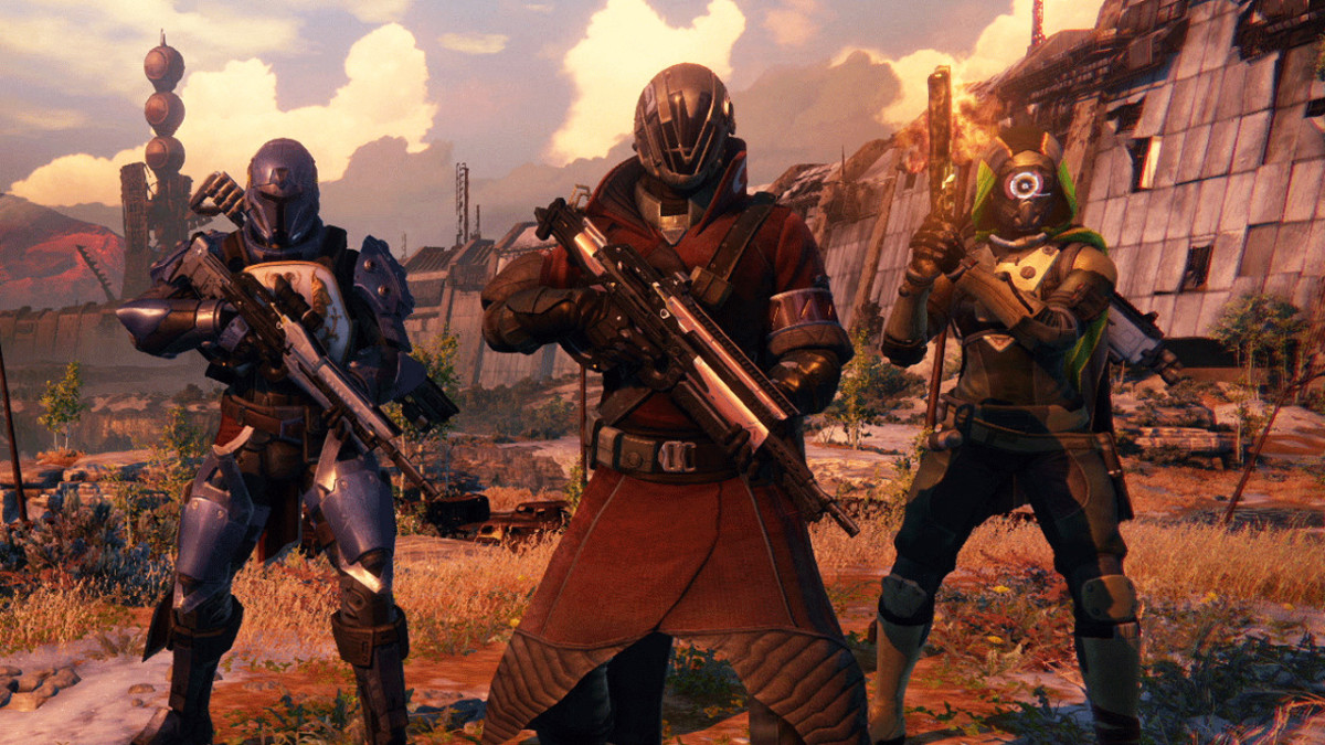 "7 Immersive FPS Games Like ""Destiny"" That You Have to Play"