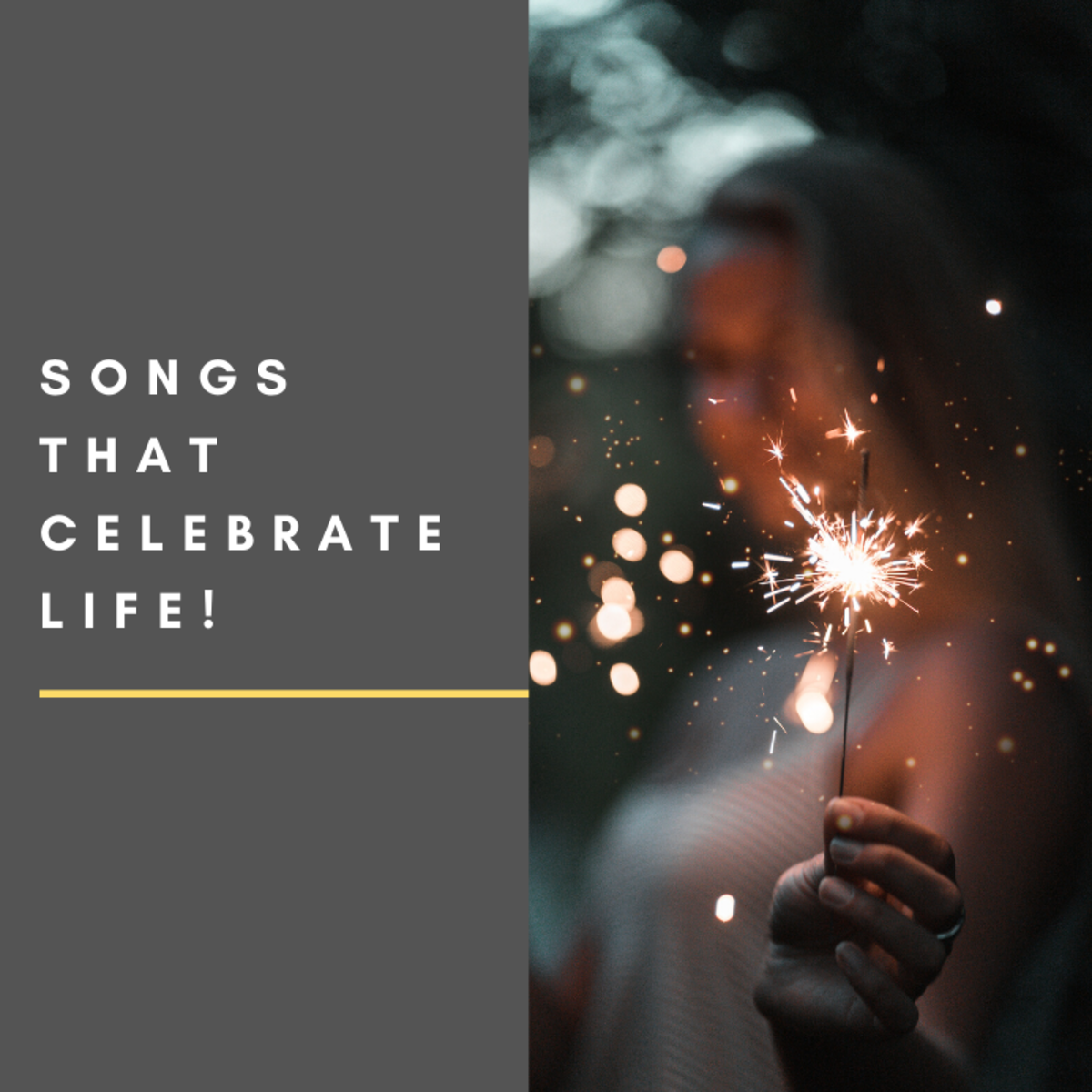 If you're looking for motivation, these fantastic songs will help you feel inspired!