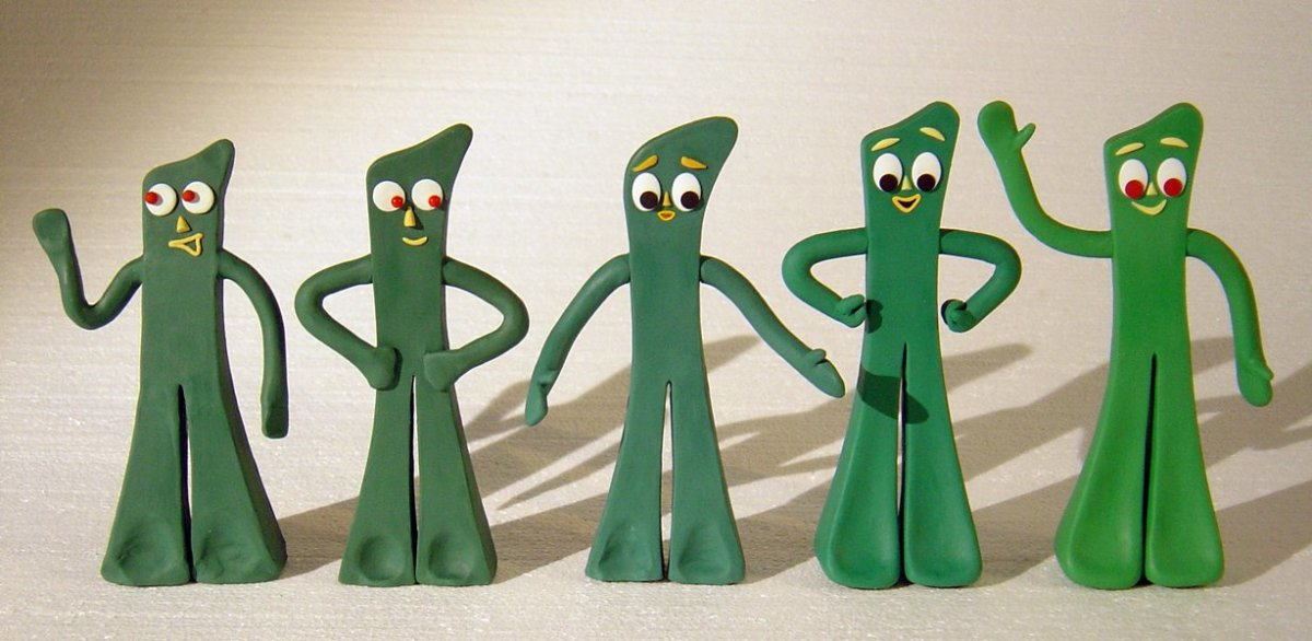 'Gumby': The Resurrection of Clay Animation