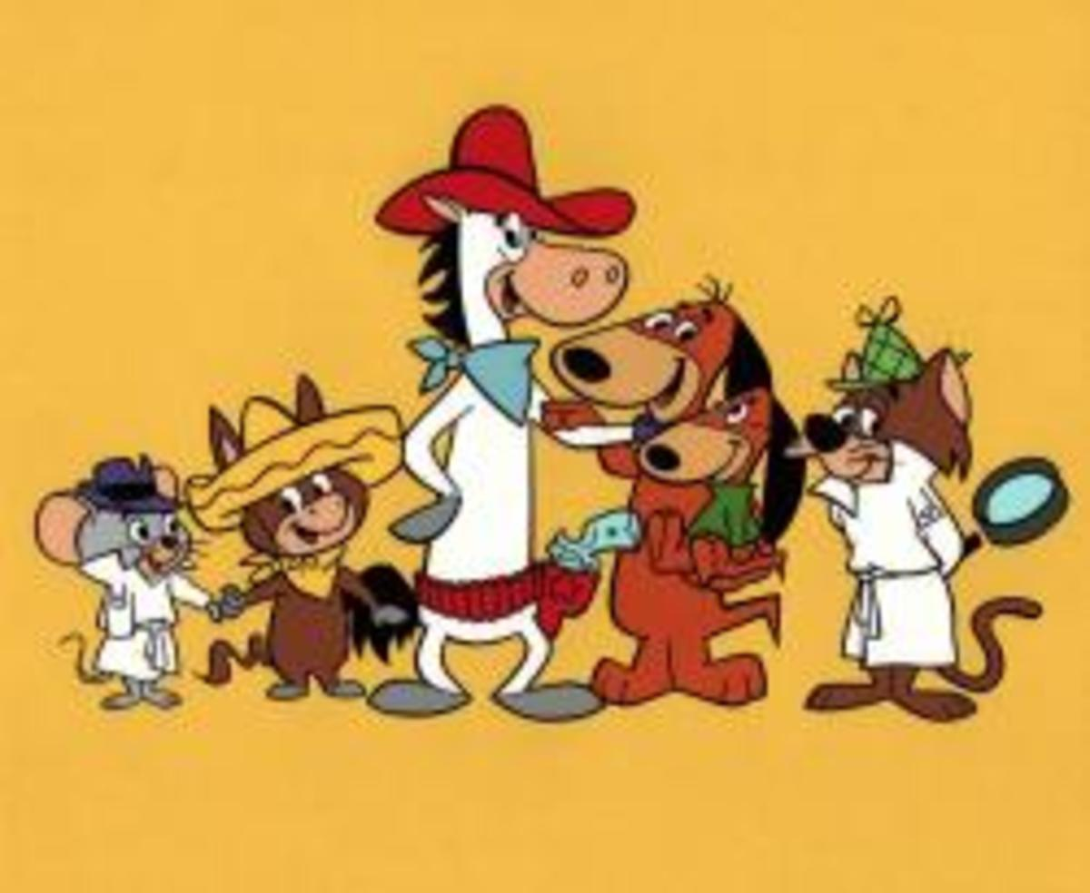History of Hanna-Barbera: 'The Quick Draw McGraw Show' & 'Loopy de Loop'