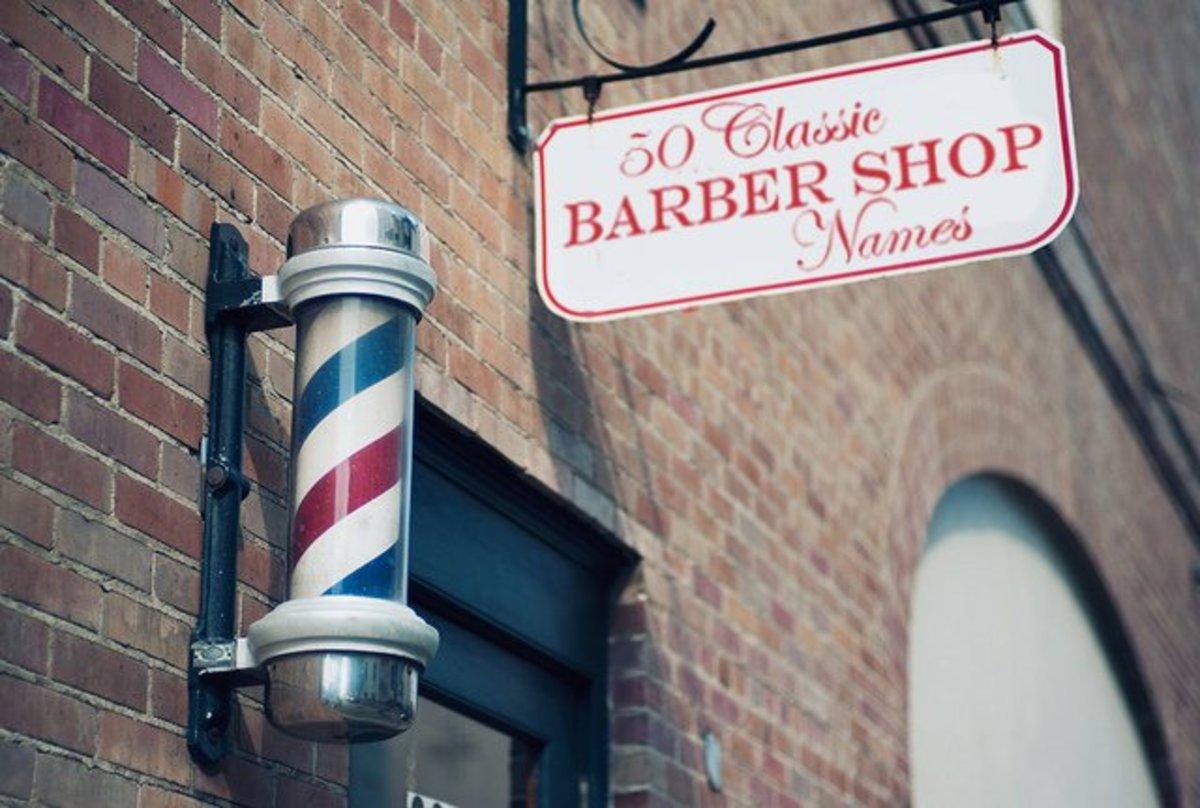50 Classic Barber Shop Names   ToughNickel