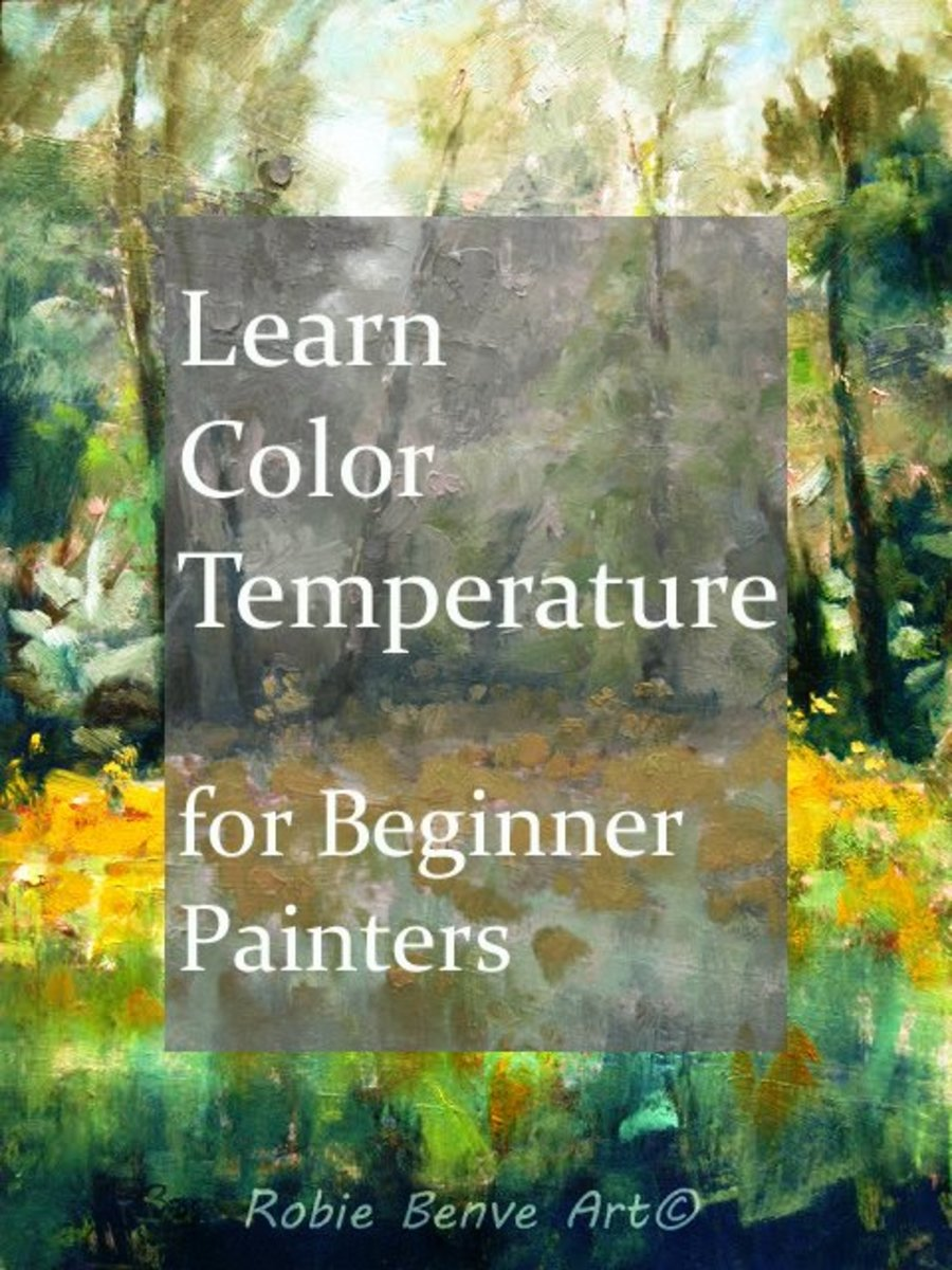What Is Color Temperature and How It Creates the Mood of a Painting