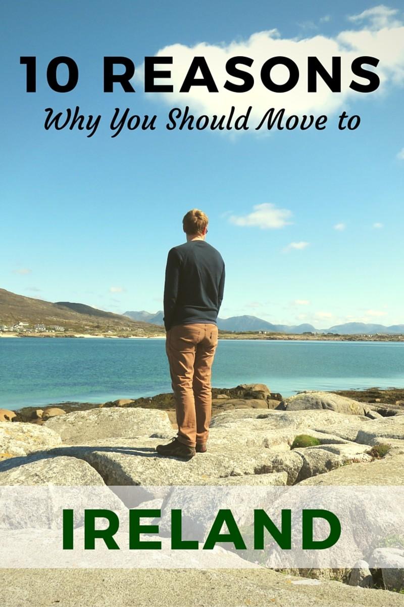 10 reasons you should move to ireland wanderwisdom. Black Bedroom Furniture Sets. Home Design Ideas