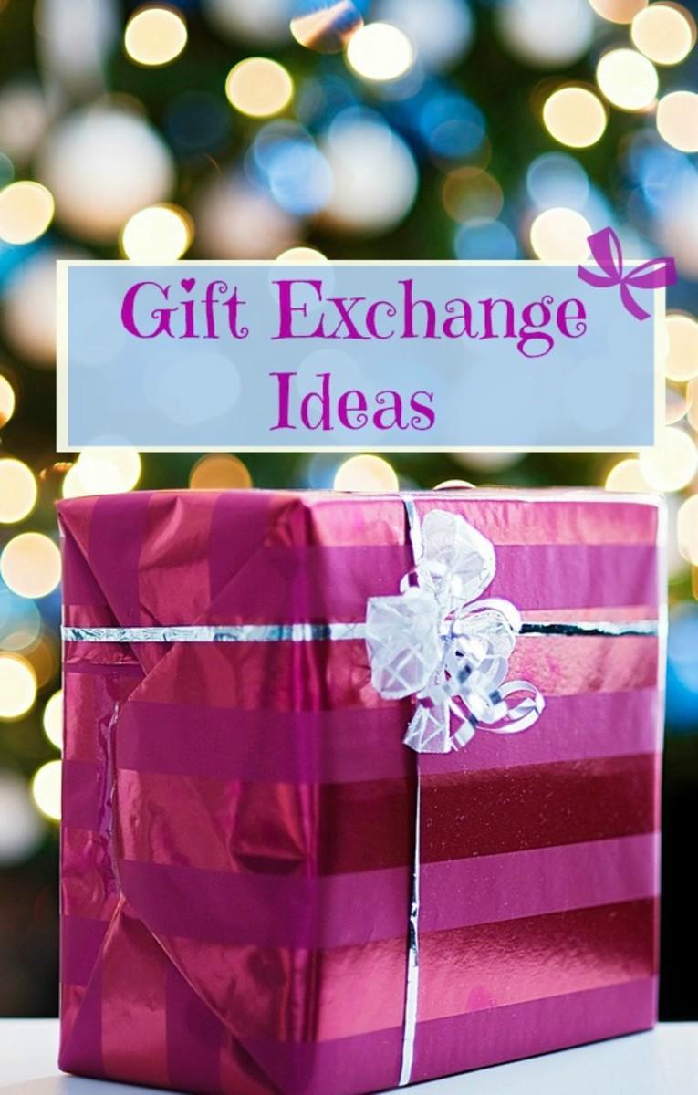 75 Gift Exchange Ideas Holidappy Celebrations