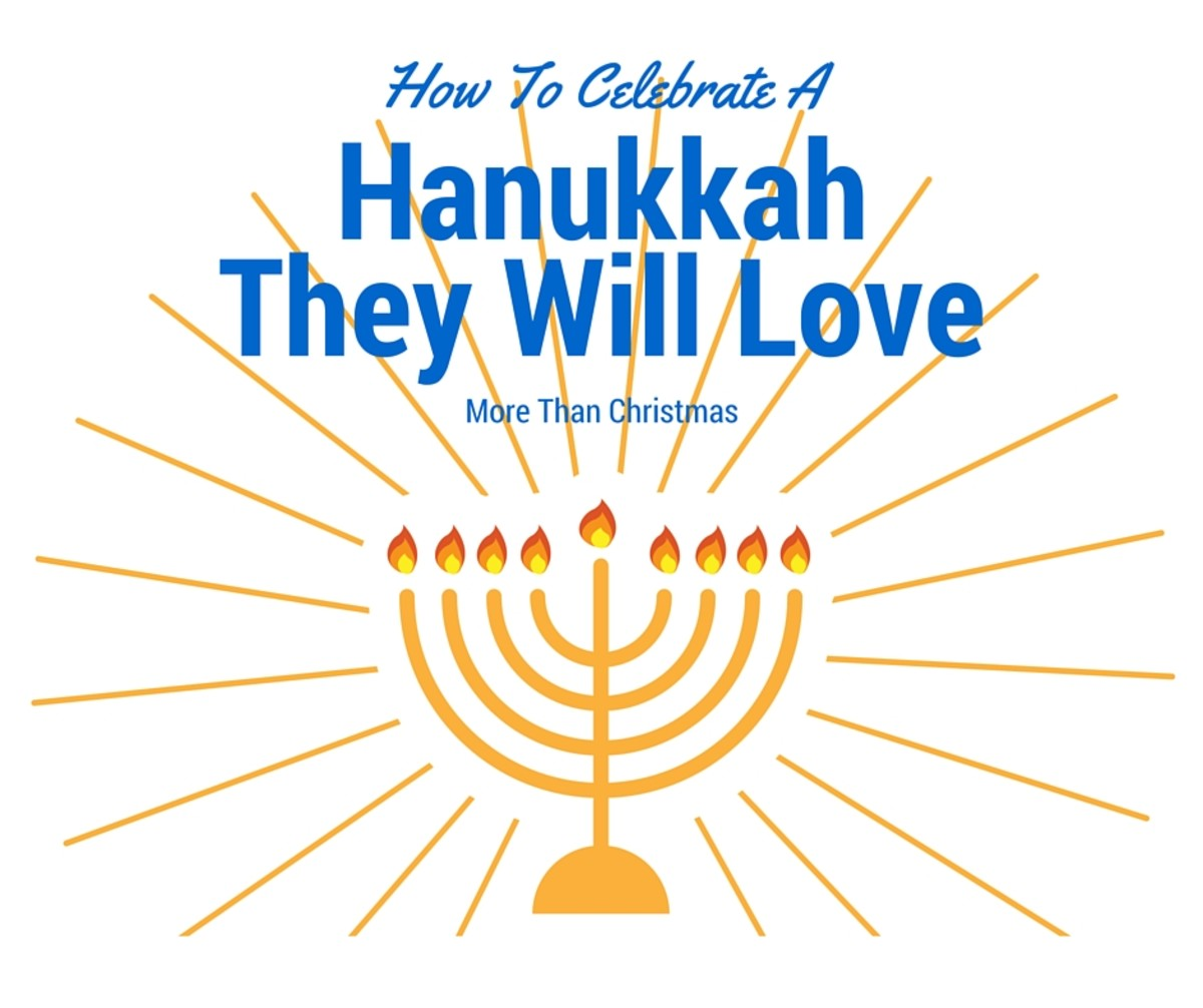 How To Celebrate A Hanukkah They Will Love More Than Christmas
