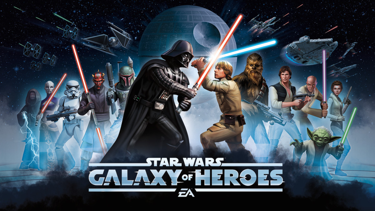 """Star Wars Galaxy of Heroes"" Guide and Review"