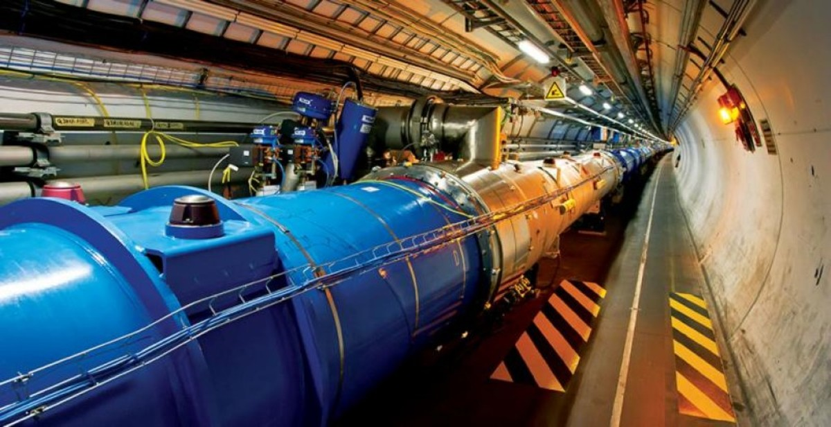The Large Hadron Collider CERN, Geneva