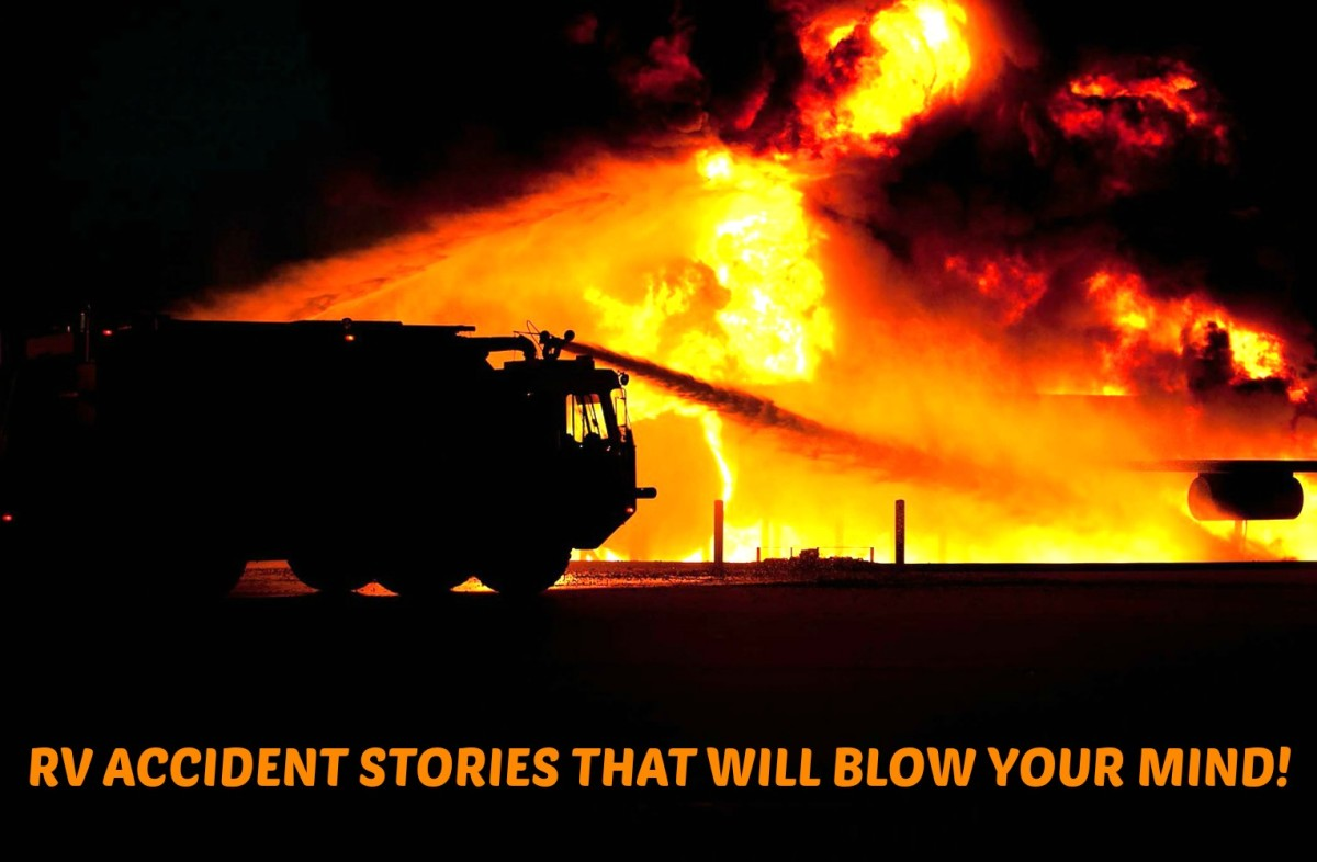 RV Accident Stories That Will Blow Your Mind