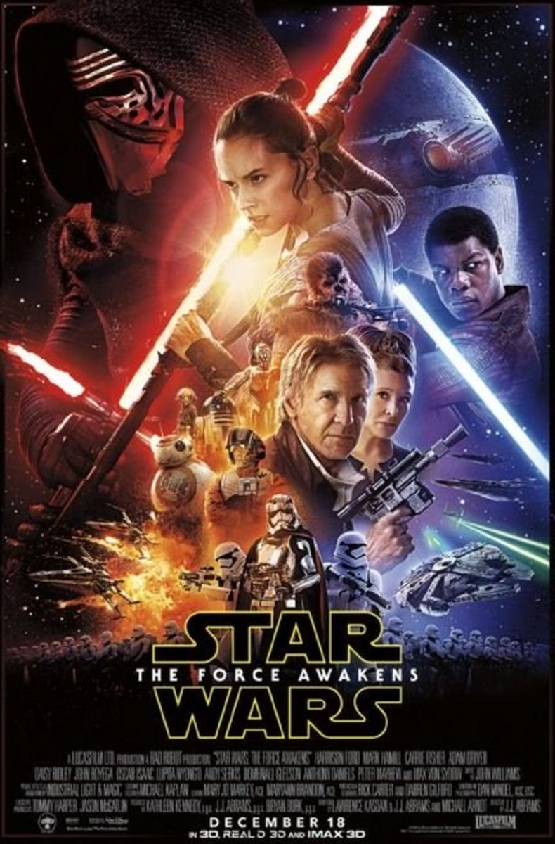 Should I Watch..? 'Star Wars: The Force Awakens'