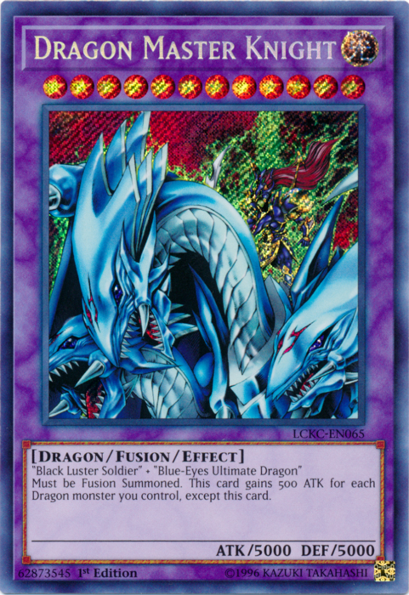 Top 6 Level 12 Monsters in Yu-Gi-Oh